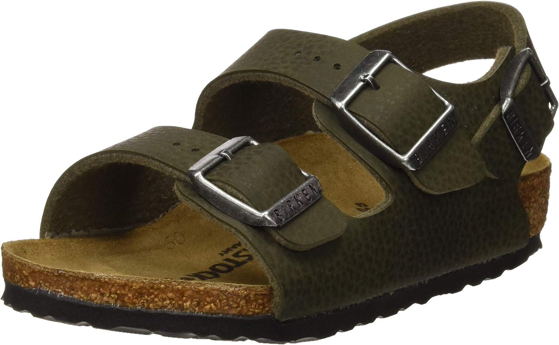 Birkenstock Boys Ankle Strap Sandals