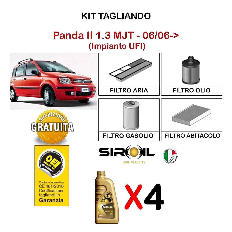 Filtro Aria TECNECO AR9628PM-S