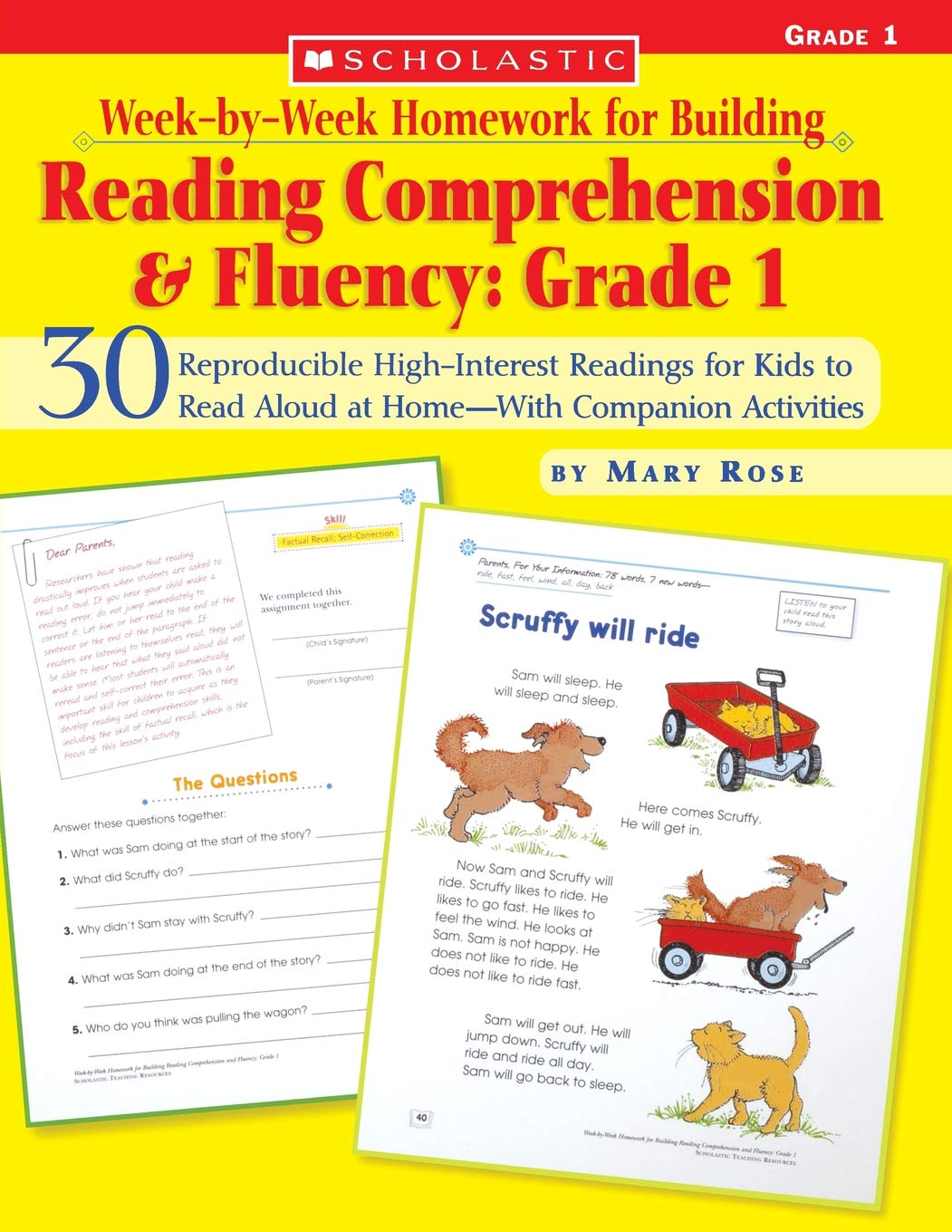 Amazon com: Week-by-Week Homework for Building Reading