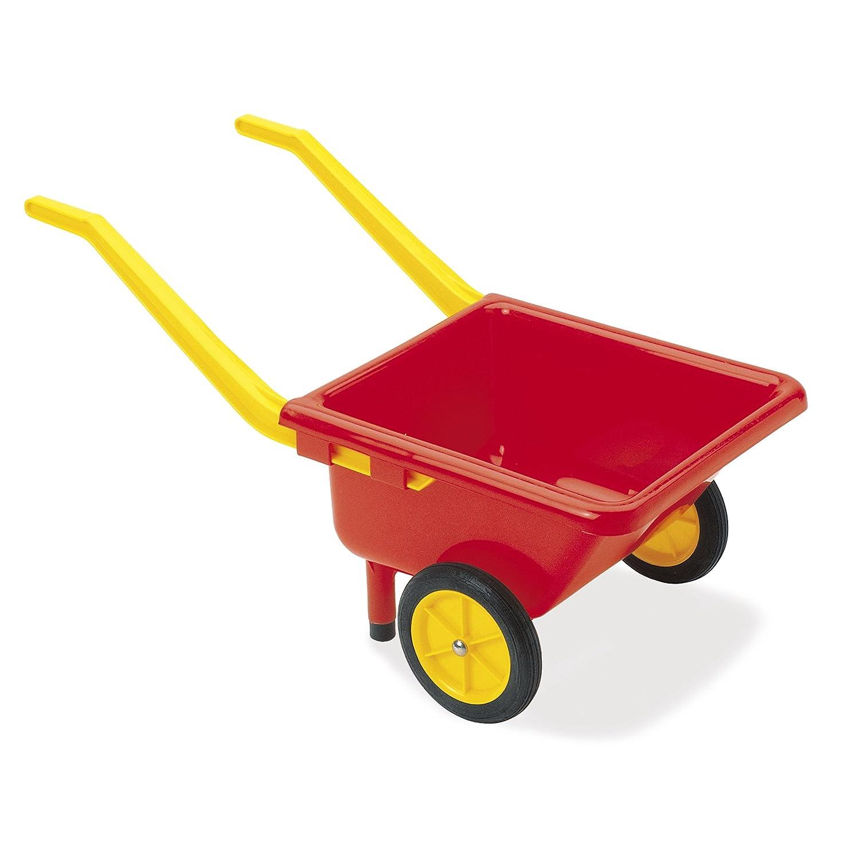 Dantoy Kids Wheelbarrow Holds 50kg , Made in Denmark Andreu Toys DT-1821