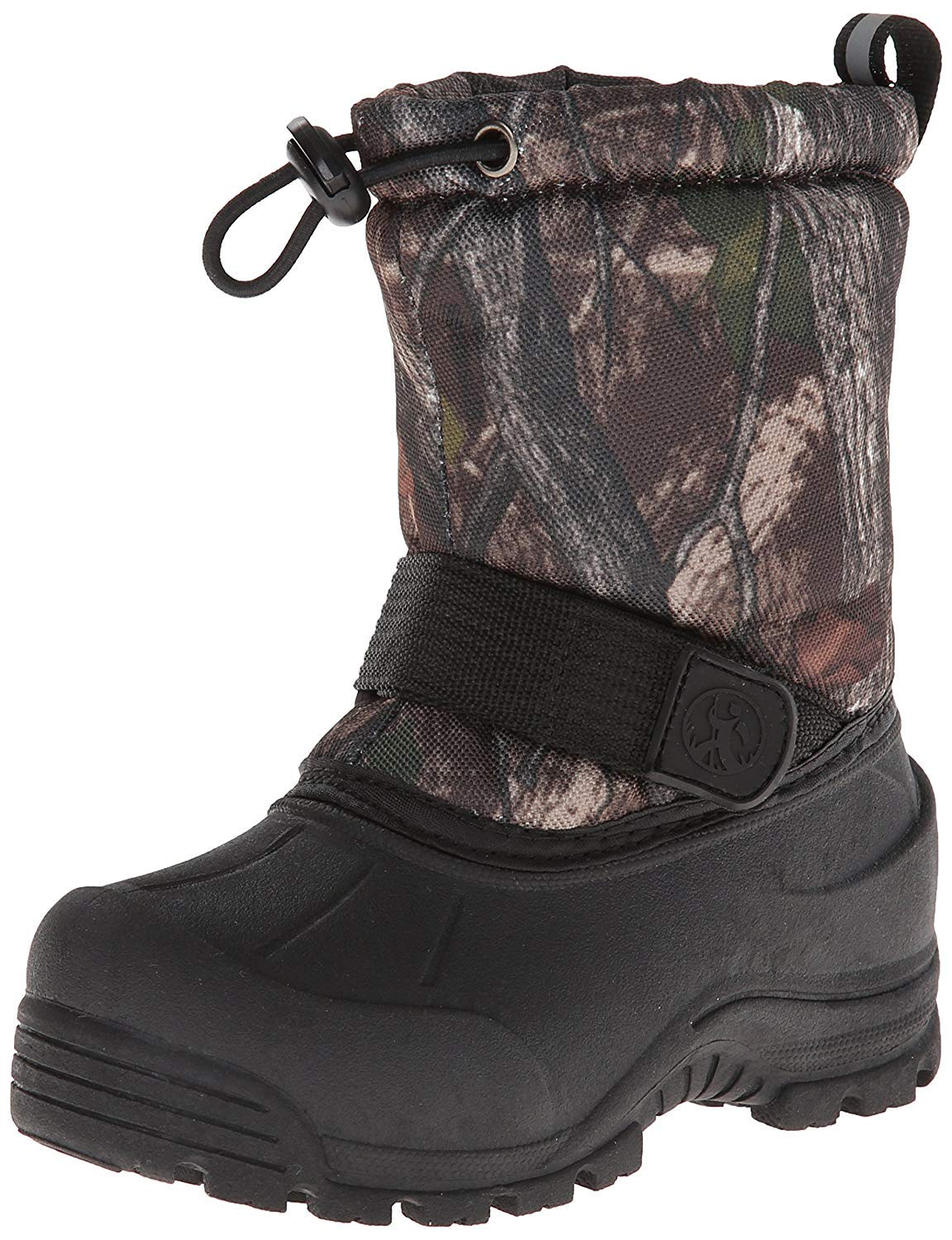 Northside Frosty Winter Boot (Toddler/Little Kid/Big Kid),Brown Camo,7 M US Toddler