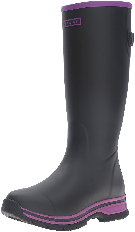 Ariat Women's Fernlee Work Boot B01BPW7QPS 6.5 B(M) US|Black