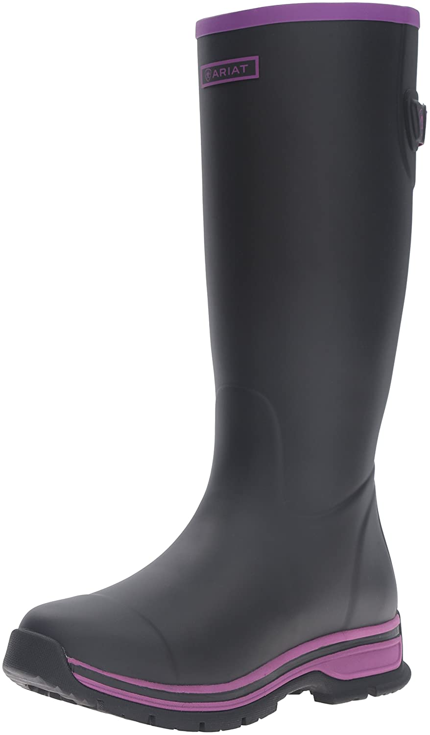 Black Ariat Women's Fernlee Rain Boot