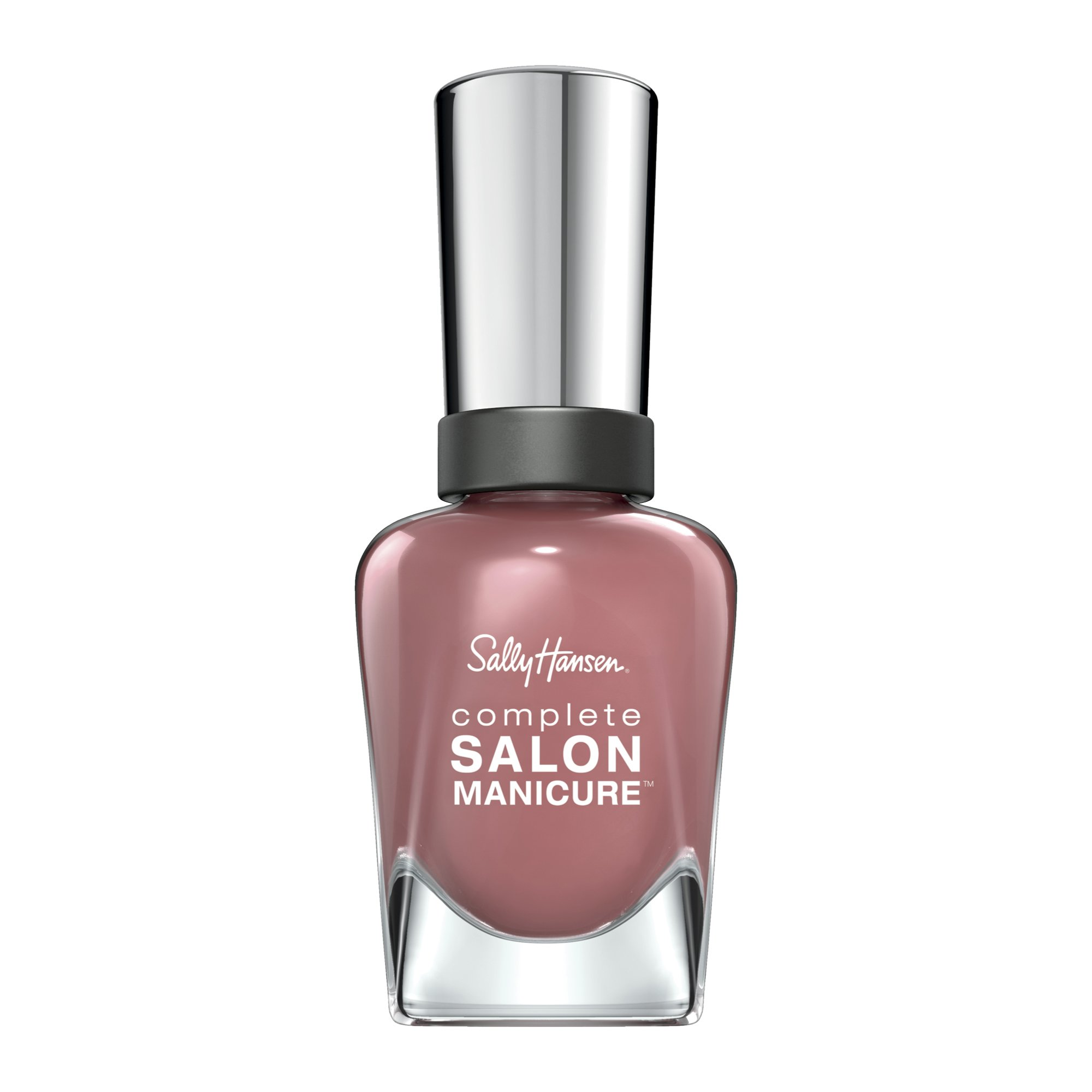 Sally Hansen Complete Salon Manicure Nail Polish, So Much Fawn 0.5 Ounce Long-Lasting Nail Polish with Gel Shine and Nourishing Care