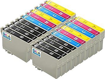 Skia - Cartucho de Tinta refabricado para Usar en Lugar de Epson ...
