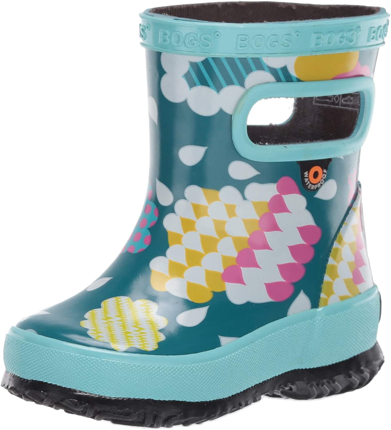 BOGS Kids Skipper Waterproof Rain Boot