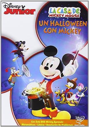 Dj Casa Mm 4 Halloween Con Mickey Import Movie European Format Zone