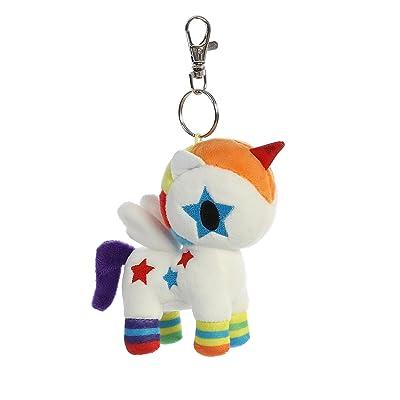 tokidoki 60923 Bowie Unicorno Key Clip 4.5In: Toys & Games