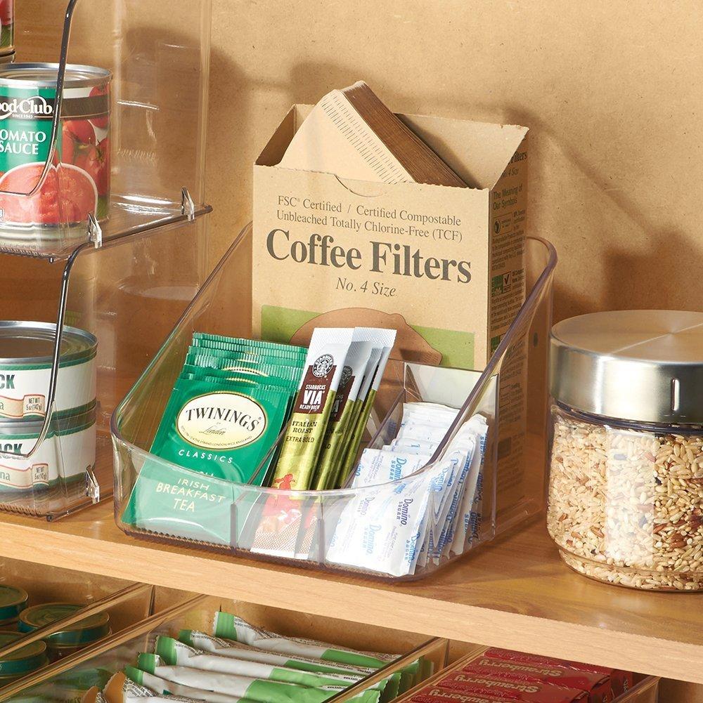 InterDesign Coffee Organizer Filters Creamer Image 2