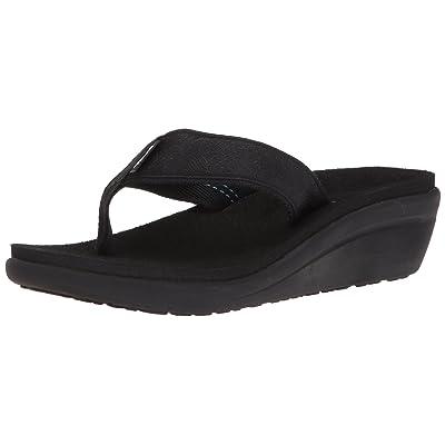 Teva Womens W Voya Wedge Flip-Flop | Flip-Flops