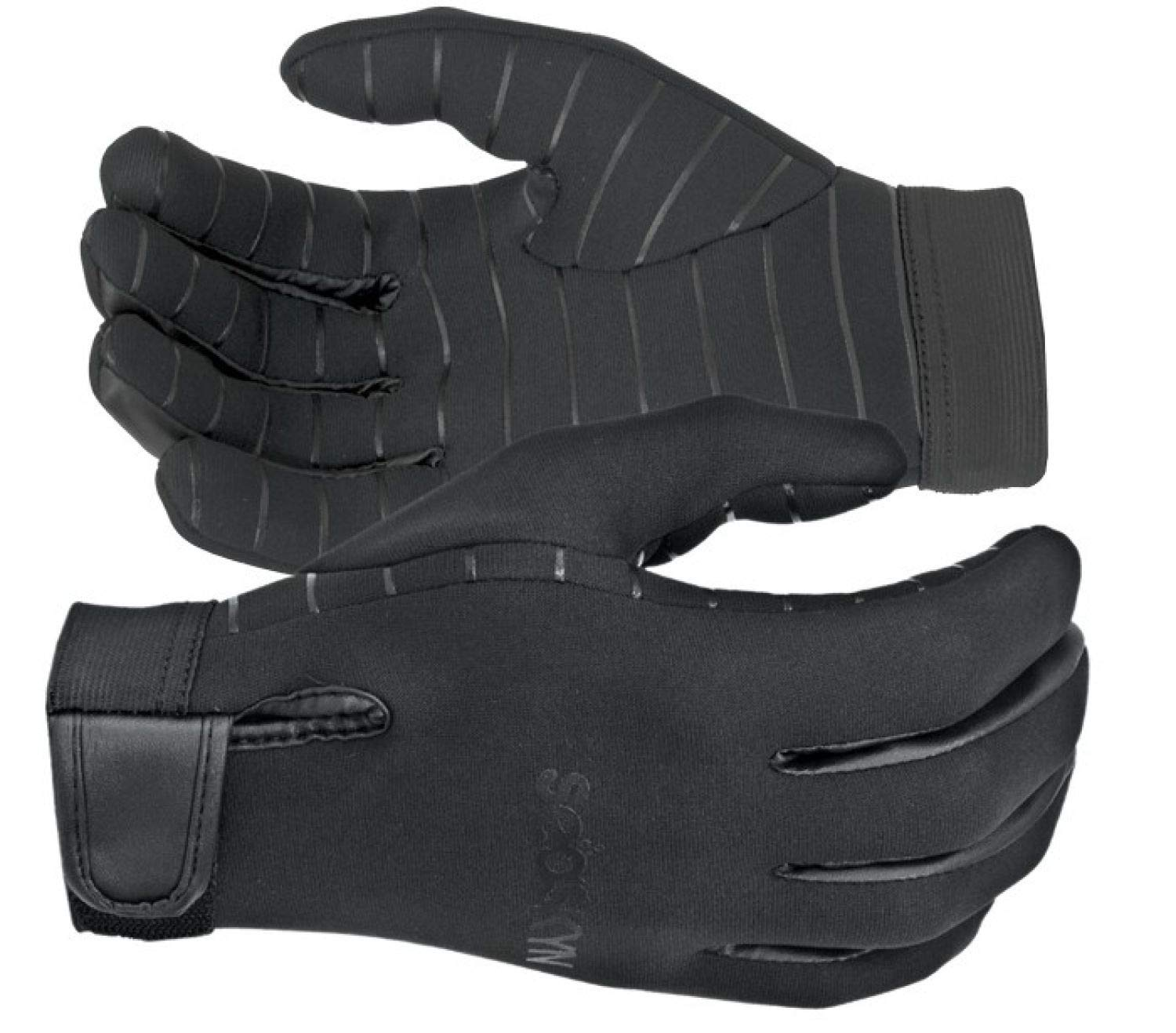 Seasoft 1mm Seaskyn Rubberized Gloves, Small
