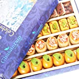 Ghasitaram Gifts Sweets Kaju Sweets Assorted Box (200 gms)