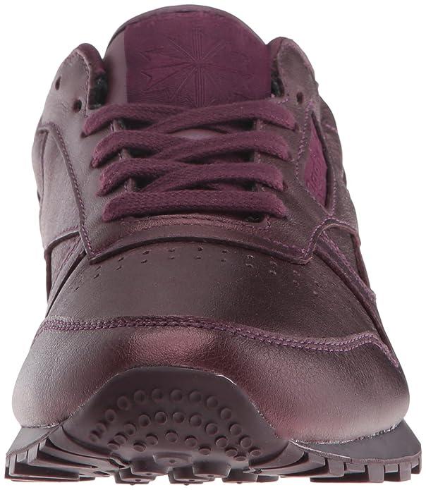 3e53d9c80 Reebok Women's Cl Lthr Face Fashion Sneaker: Amazon.co.uk: Shoes & Bags