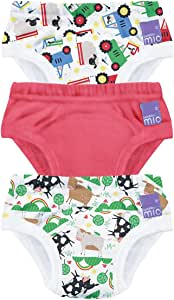 Bambino Mio, potty training pants, farmer friends, 3+ years, 3 pack