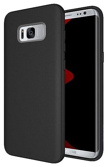 sale retailer b0dd0 c6e1a Galaxy S8+ Case, Diztronic Full Matte TPU Series - Slim-Fit Soft-Touch Thin  & Flexible Phone Case for Samsung Galaxy S8 Plus (6.2