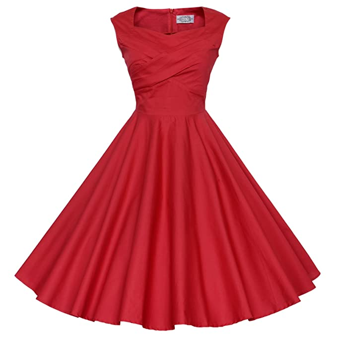 Vestidos vintage aos 60