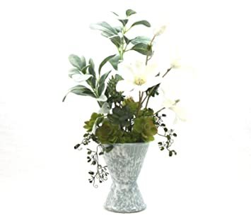 Office Decoration Silk Flower Arrangement