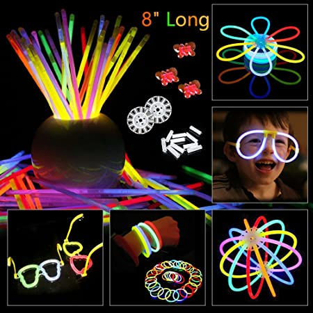 3eb6d3ea47 Amazon.com  Glow Sticks