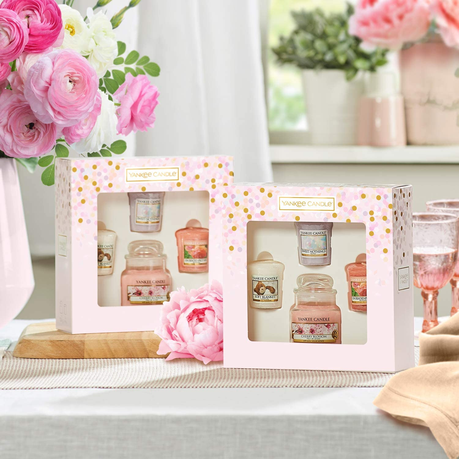 Yankee Candle Everyday Gift set 3/ piccoli contenitori