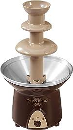 Wilton Chocolate Pro Chocolate Fountain - Chocolate Fondue Fountain, 4 lb.