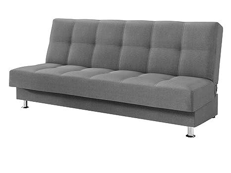 Mirjan24 Schlafsofa Enduro III mit Bettkasten, 3 Sitzer Sofa, Couch ...