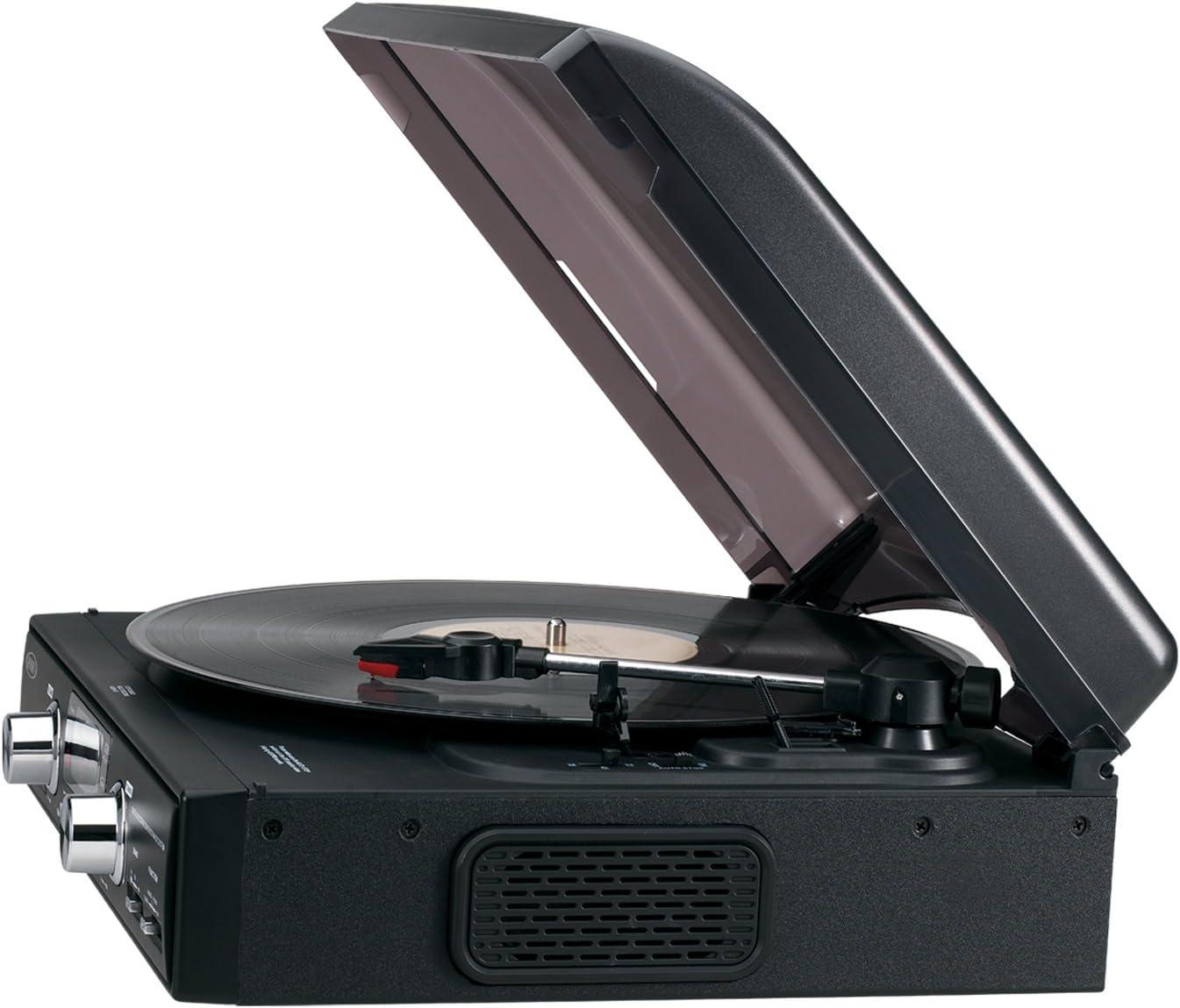 Amazon.com: Jensen jta-460 estéreo de 3 velocidades ...