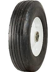 Marathon Industries Semi-Pneumatic Tire with Ribbed Tread
