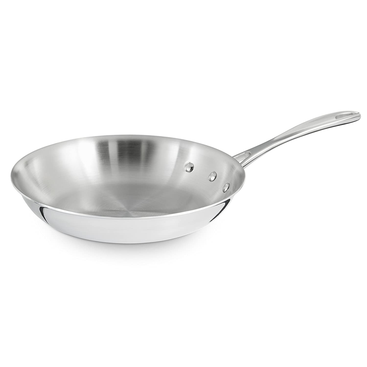 Calphalon Triply Stainless Steel 8-Inch Omelette Fry Pan 1767955