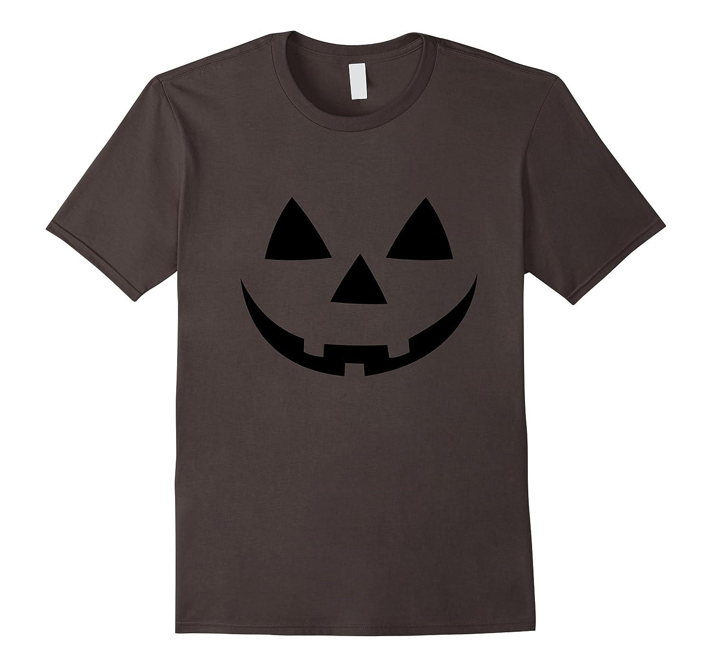 Happy Jack-o-lantern pumpkin t-shirt tee-ANZ