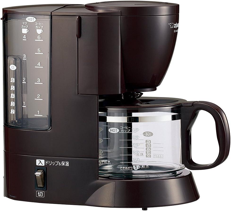 象印マホービン コーヒーメーカー珈琲通 EC-AK60