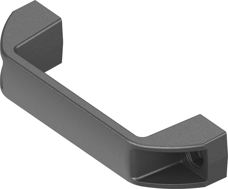 Kunststoff Tragegriff Haltegriff Hand Griff Kunststoffgriff Handgriff Schwarz
