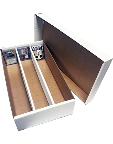 Amazoncom Card Boxes Memorabilia Display Storage