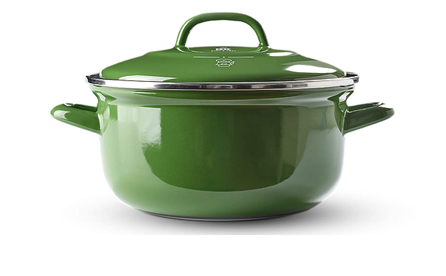 BK 2.5QT Dutch Oven, Green