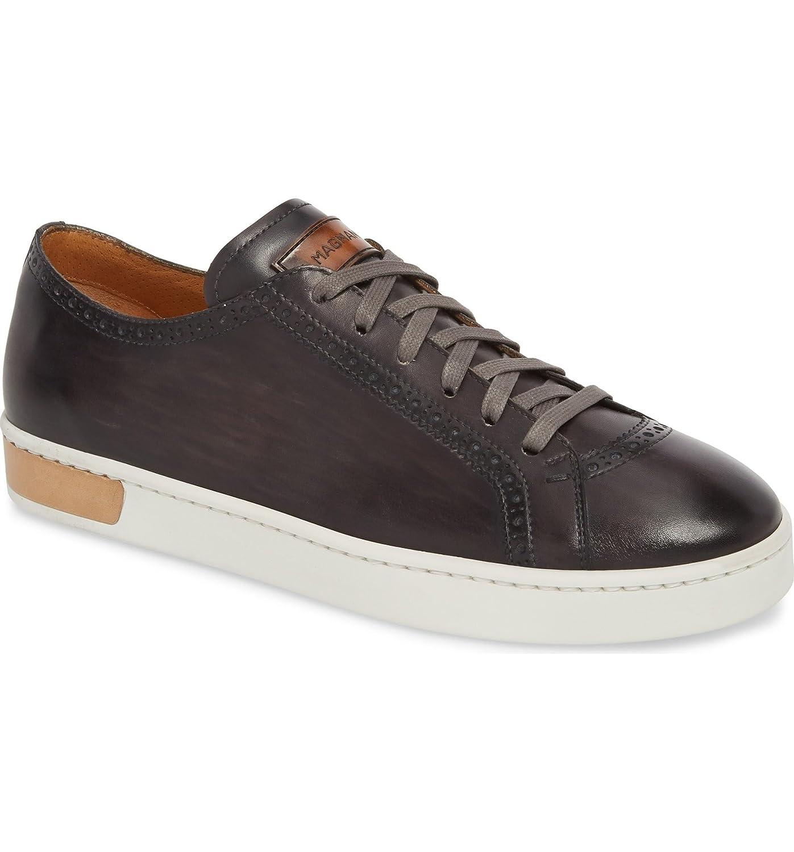 [マグナーニ] メンズ スニーカー Magnanni Juniper Brogued Low Top Sneaker [並行輸入品] B07DTGCY2D