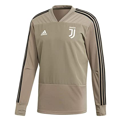 5a00ab1f1 Amazon.com   adidas 2018-2019 Juventus Training Top (Clay)   Sports ...