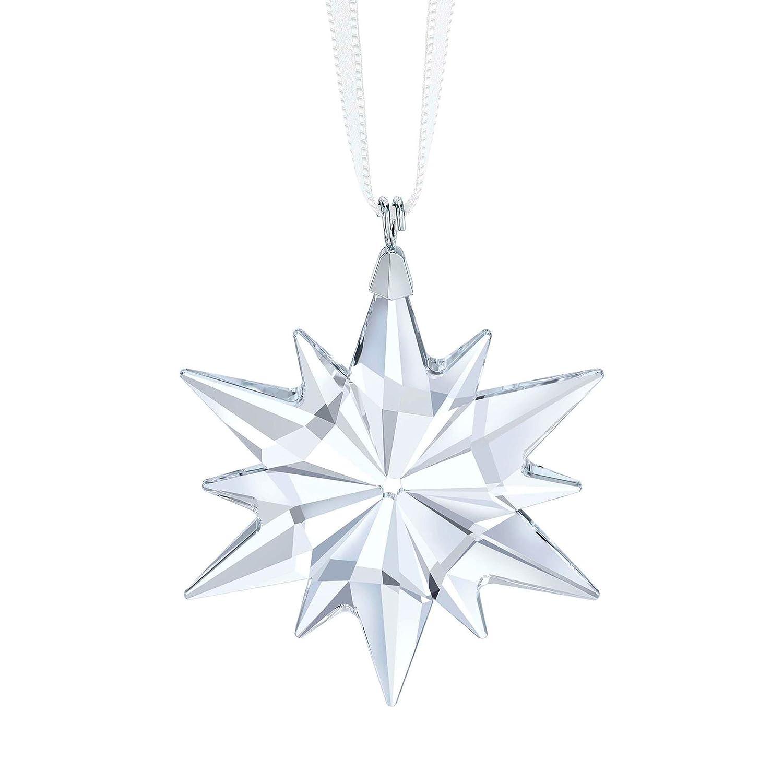 b9e34778c Amazon.com: Swarovski Crystal Little Star Ornament: Home & Kitchen