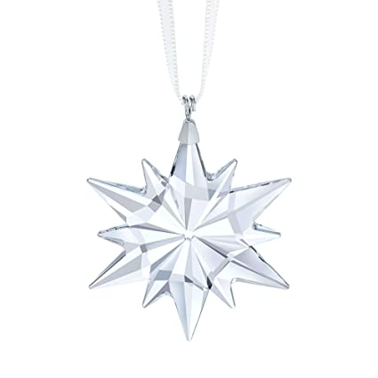 9e3ed6695 Amazon.com: Swarovski Crystal Little Star Ornament: Home & Kitchen