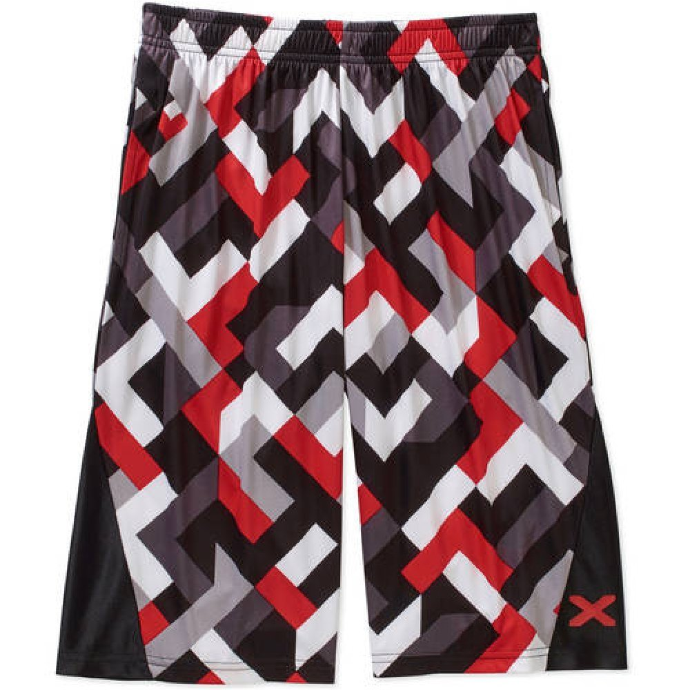 Live Xtreme Boys Active Athletic Performance Shorts