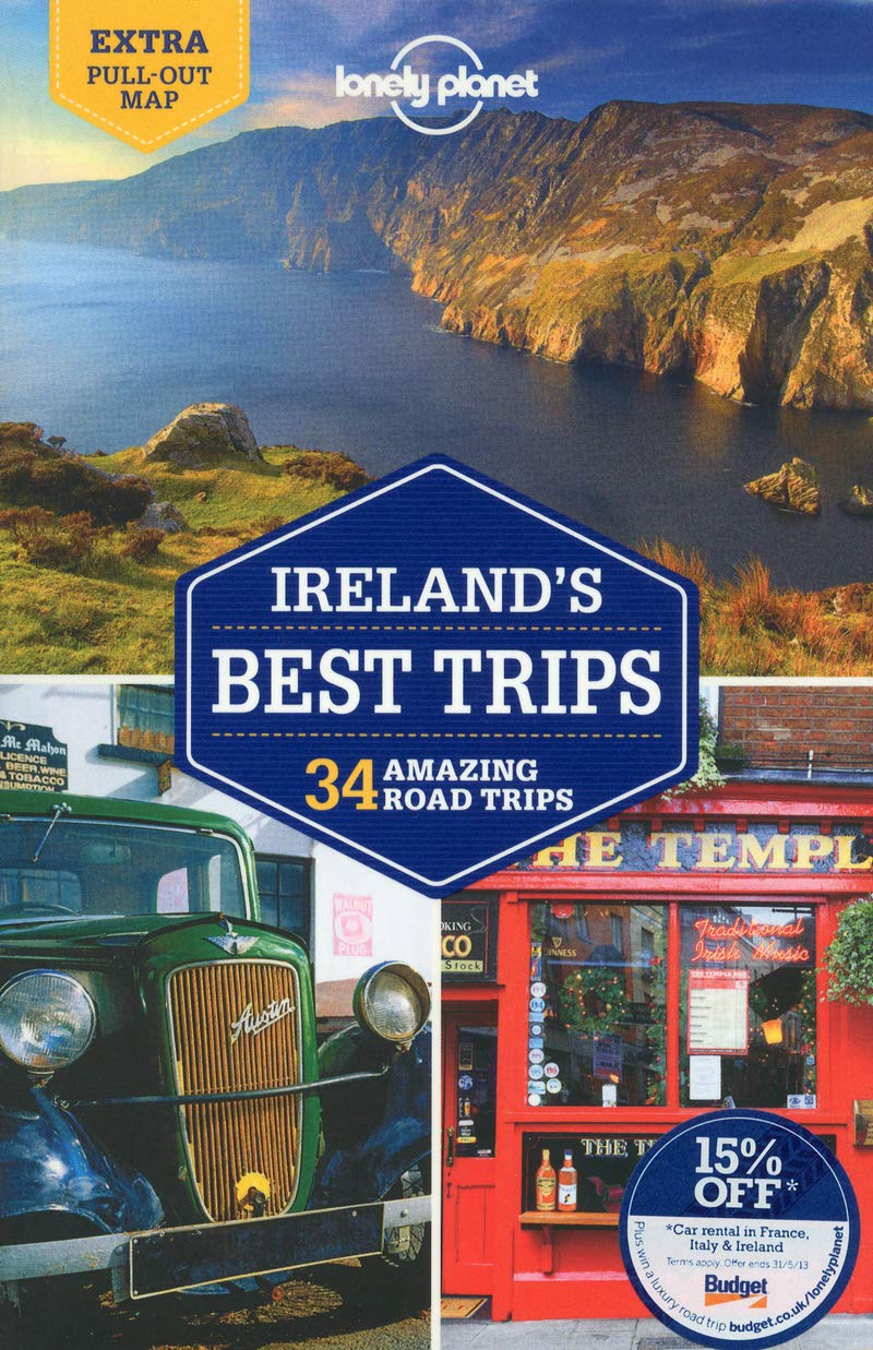 Download Lonely Planet Ireland's Best Trips (Travel Guide) pdf