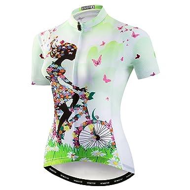 8dd5c25d4c04 Weimostar Women's Cycling Jersey Bike Shirts Short Sleeve Ladies Bicycle  Clothing MTB Cycle Jacket Girl Riding