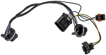 71MsaVxkAGL._SX355_ amazon com dorman 645 745 wiring harness assembly automotive dorman wiring harness at webbmarketing.co