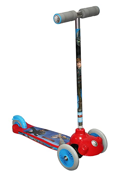 Amazon.com: How To Train Your Dragon Trail Twist Scooter ...