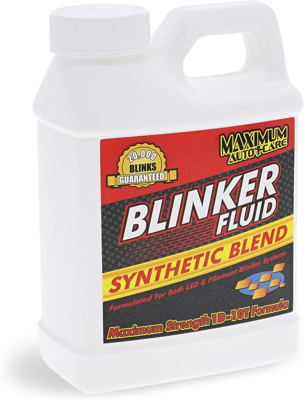Blue Panda Blinker Fluid Funny Gag Gift Empty Bottles 4 Pack