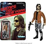 [Import Anglais]Funko Escape from New York Snake Plissken with Jacket ReAction 3 3/4 Inch Retro Action Figure
