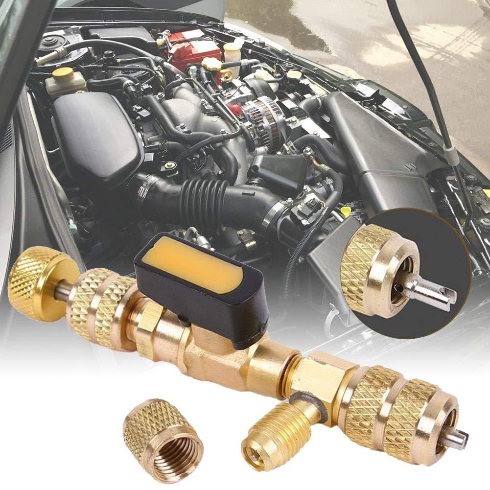 Belukie Air Conditioning Core Quick Remover Installer Herramienta De Alta Presi/ón Baja Aire Acondicionado Para Auto Reparaci/ón De Herramientas De Aire Acondicionado Accesorios