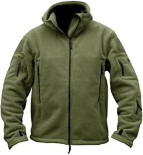 Amazon.com : Rothco Spec Ops Tactical Fleece Jacket : Sports ...