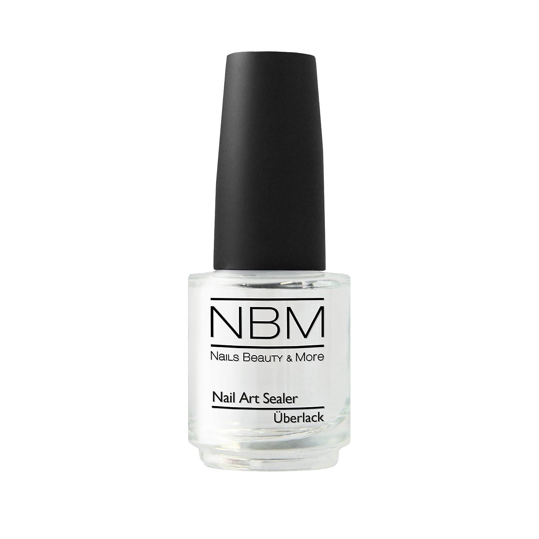 NBM Nail Art Sealer 14 ml: Amazon.co.uk: Beauty