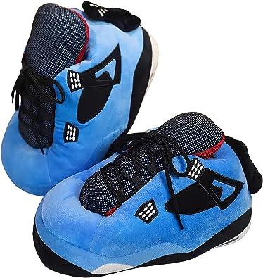 Amazon.com   Funny Spoofing Jordan Alike Sneaker Slippers Comfy ...