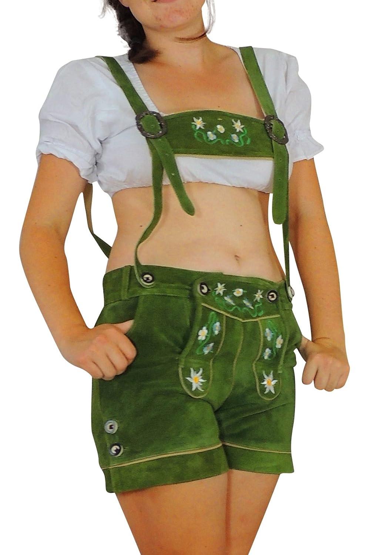 MS-Trachten Damen Trachten Lederhose