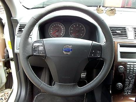 Amazon Volvo C30 2007 13 Steering Wheel Cover By Redlinegoods